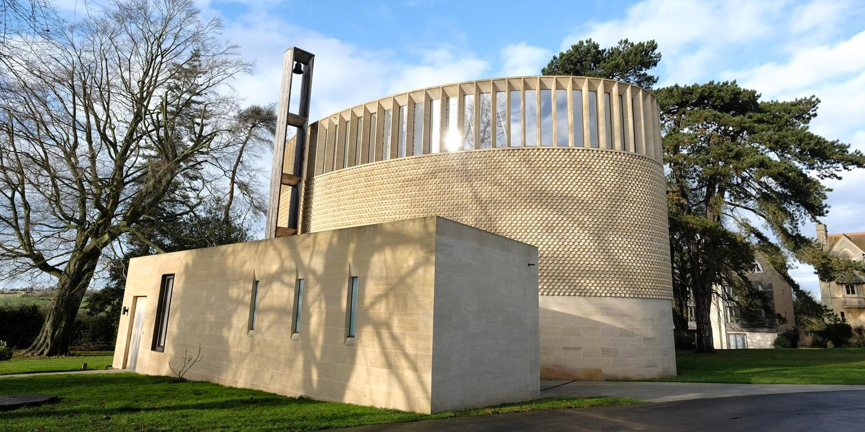 Bishop Edward King Chapel, Cuddesdon, Oxfordshire